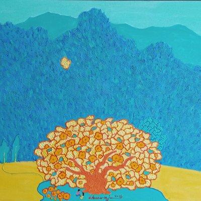 [A1123-0026] 왕버드나무23 (king tree)