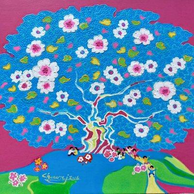 [A1123-0030] 왕버드나무28 (king tree)