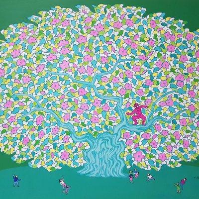 [A1123-0065] 왕버드나무 1-3
