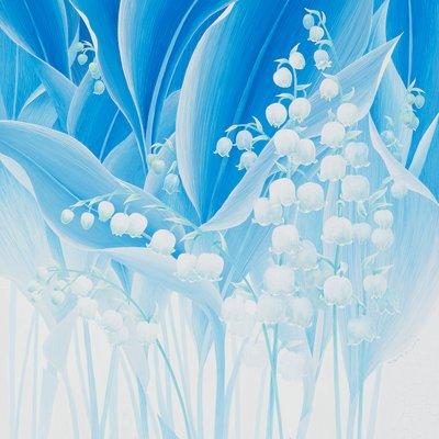 [A1131-0001] White Space 은방울꽃1