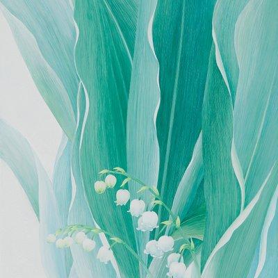 [A1131-0002] White Space 은방울꽃2