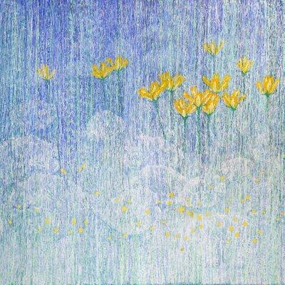 [A1131-0004] White Space 은방울꽃3