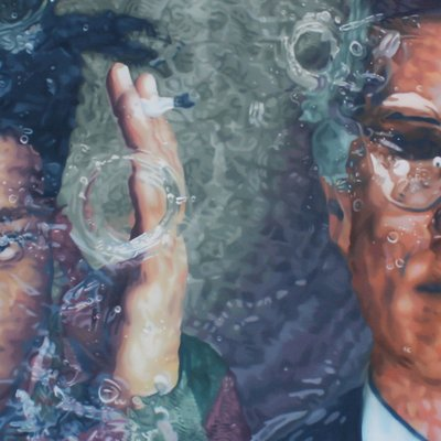 [A1132-0005] Basquiat & Andy Warho