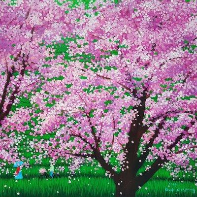 [A1136-0035] 다시 만나나 봄