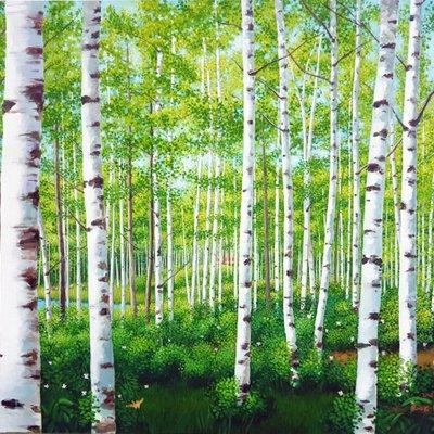 [A1136-0059] 숲-좋은날 우리