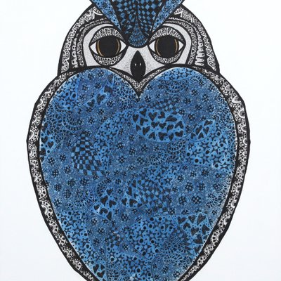 [A1137-0082] (project b 2020) - owl