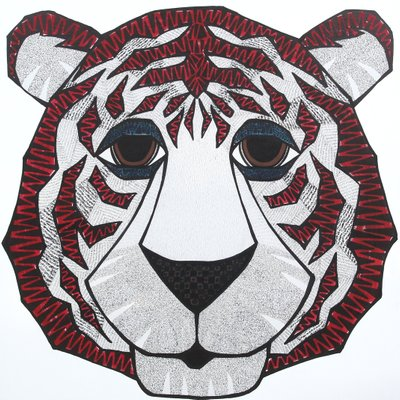 [A1137-0087] (project b 2020) - wise tiger