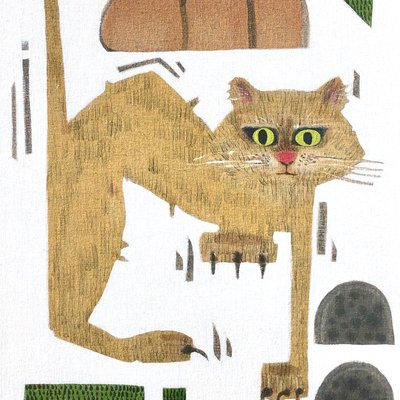 [A1141-0003] 고양이빵