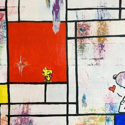 [A1144-0021] Snoopy