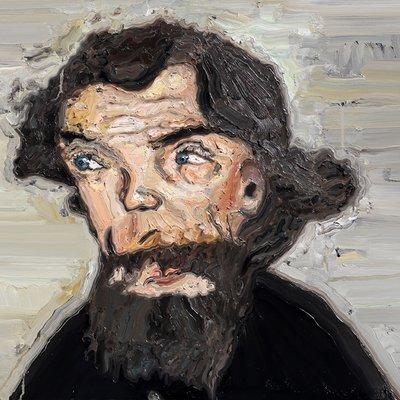 [A1149-0034] 남자의 초상