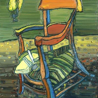[A1149-0035] 고갱의 의자