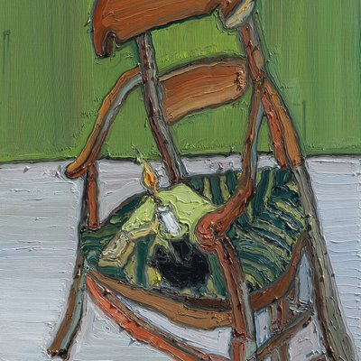 [A1149-0052] 고갱의 의자