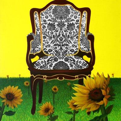 [A1156-0002] 의자가 있는 방2