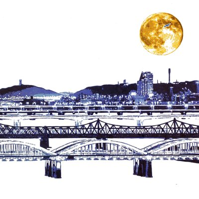 [A1159-0001] TIMESLIP-bluehour(bridge)