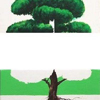 [A1177-0005] 쇼윈도 나무