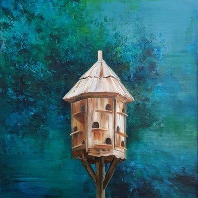 [A1177-0020] 비둘기의 집