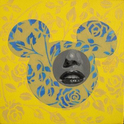 [A1182-0014] Mickey mask #3