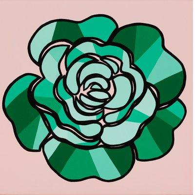 [A1182-0037] Rainbow Rose