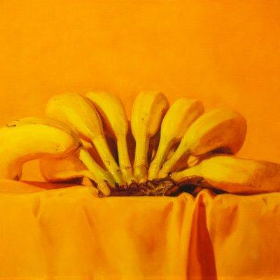 [A1196-0008] Yellow #3 banana