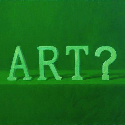 [A1196-0010] Green #4 ART