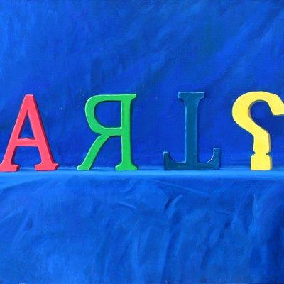 [A1196-0021] Blue #6 ART?