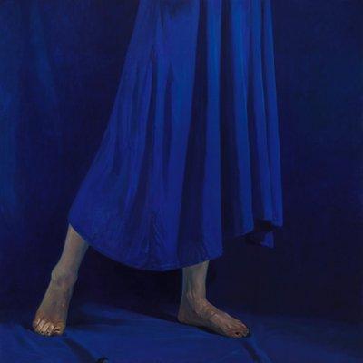 [A1196-0033] Blue #7 foot