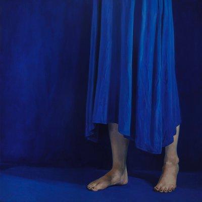 [A1196-0034] Blue #8 foot