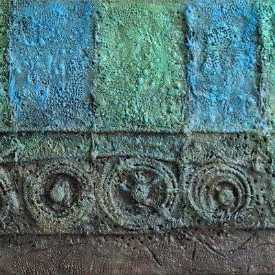 [A1197-0077] 시간의 수레바퀴-블루
