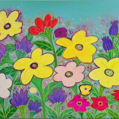 [A1198-0050] wild flowers