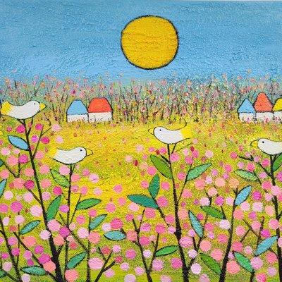 [A1198-0104] 봄이 오는 소리