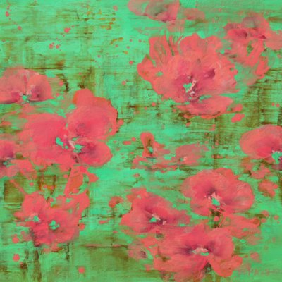 [A1201-0011] Wind flower No.1602-6