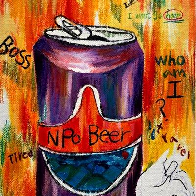 [A1202-0011] N Po Beer.