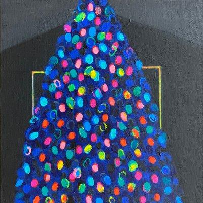 [A1220-0043] 풍경-크리스마스
