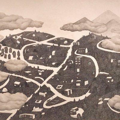 [A1222-0005] 보이지 않는 지도