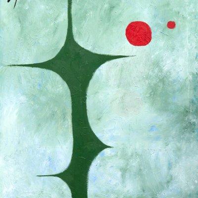 [A1225-0016] Holly bush