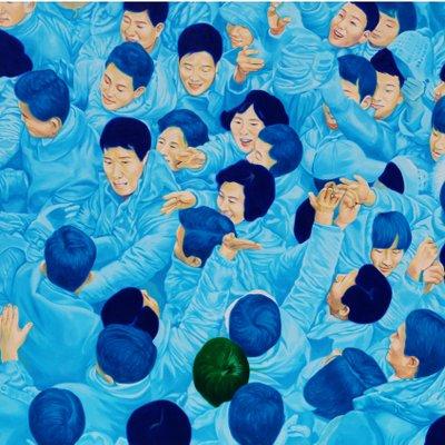 [A1242-0014] Blue tide
