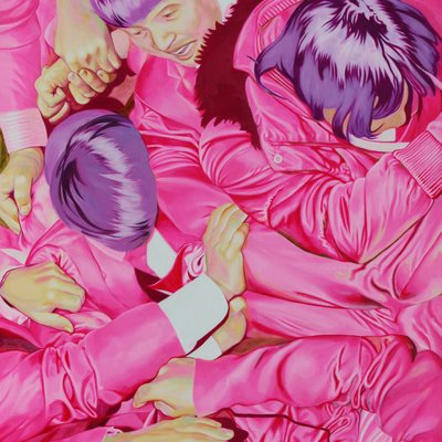 [A1242-0015] Pink tide
