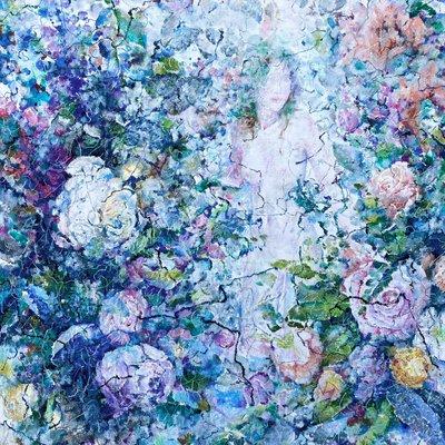 [A1251-0012] 여자 꽃3