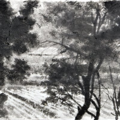 [A1257-0008] 남도의 흔한 풍경