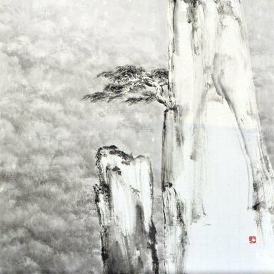 [A1257-0025] 비탈에 선 나무, 그 뿌리를 생각하다Ⅲ