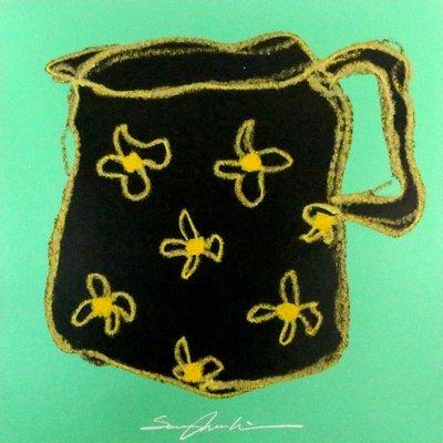 [A1262-0004] Afternoon tea series - Milk jar 4