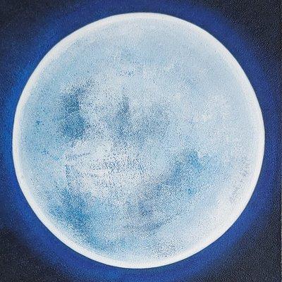 [A1272-0021] Full Moon (보름달)