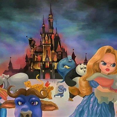 [A1288-0004] Save Disney!