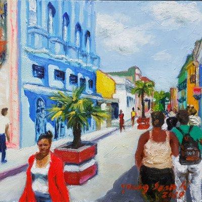[A1295-0021] 쿠바의 일상