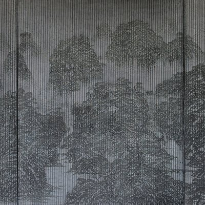 [A1328-0040] 몽유산수도-N1503