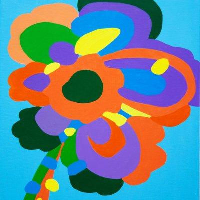 [A1344-0004] flower mong