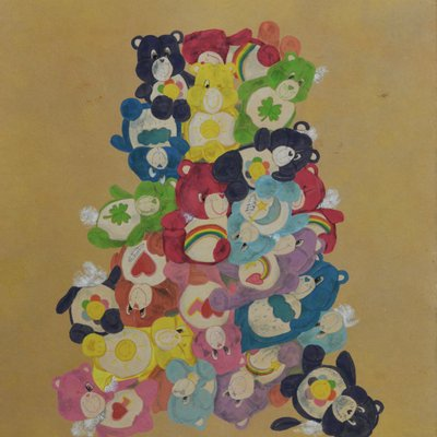 [A1360-0005] Care Bears (abandoned ver.)