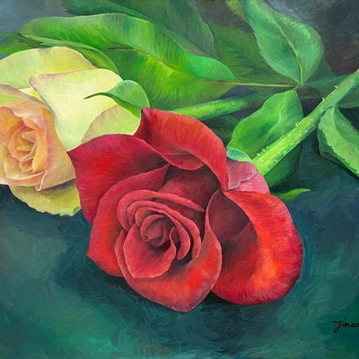 [A1383-0002] Roses