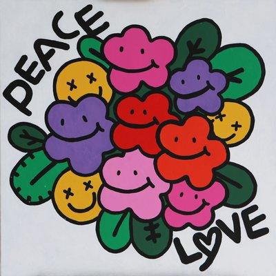 [A1410-0002] peace flower