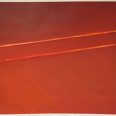[A1417-0014] Court Ⅳ- cadmiun red